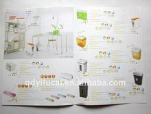 office advertising brochure printing