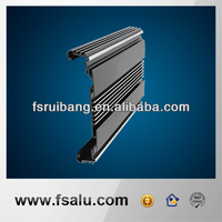 profile extrusion aluminum shell for electronic product