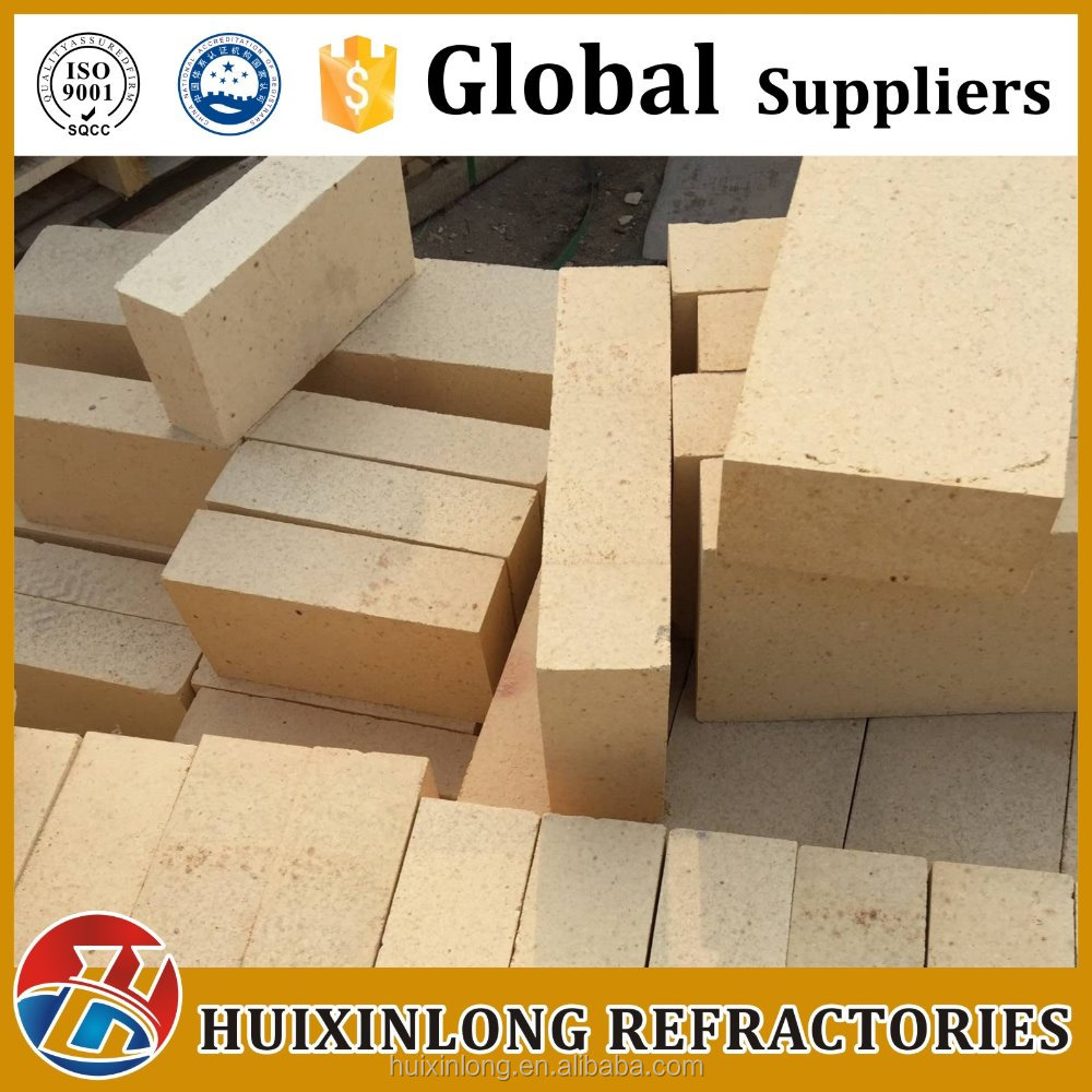 Refractories Material Alumina 55 % Fire Clay Brick use on Verious Furnace Kilns SK36