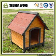 SDD004 mildew proof fashion design wpc wholesale dog house