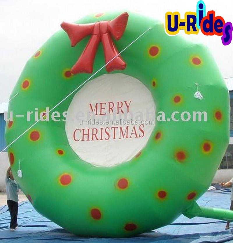 Inflatable christmas products Xmas-005
