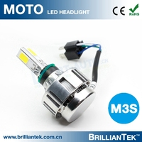 2016 Led Motor Headlight M3s Hi/Lo Dual Headlight For Motorcycles High Power