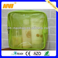 High quality mesh cosmetic bag