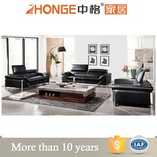 modern sofa furniture metal frame leather sectional sofas manufacturers