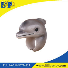 See Animal ring dolphin toy for kids