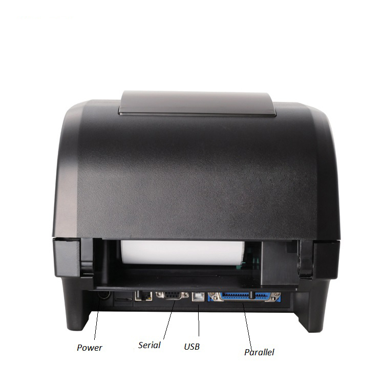 Thermal /Ribbon label printer POS Multi function Printer CP-H500E/H500B