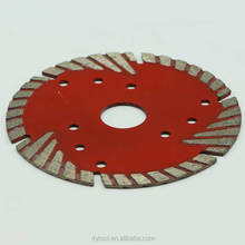 Fast cutting diamond cutting saw blade disc for concrete