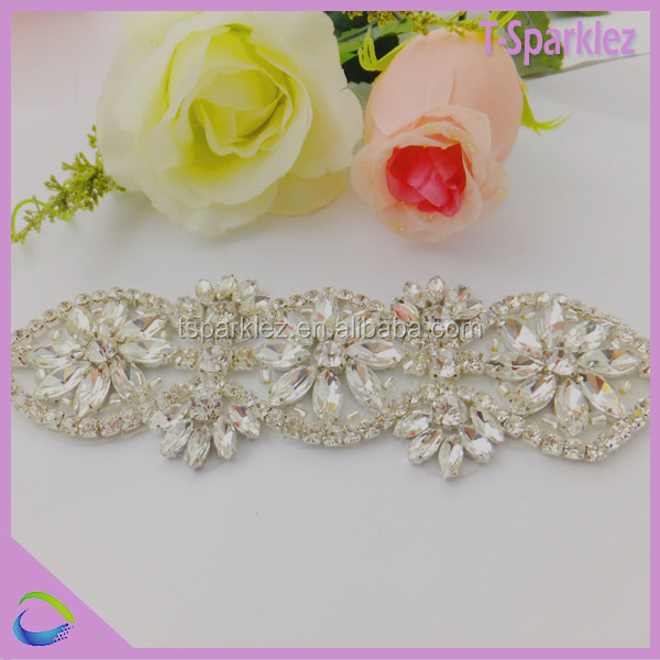 Pearl Beaded Appliques Wholesale for Accessories