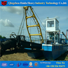 Haida Sand/Gold mining/Mud Cutter Suction Dredger Price