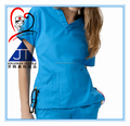 High quality scrub uniform/nursing scrub/medical women scrub