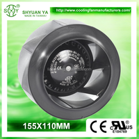115V Bearing Ball Fans Radiators