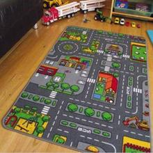 Multifunctional Rug Living Room for Kids Playing