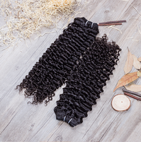 Top Quality 100 Gram Pack 100% Remy Virgin Human Hair Extension Malaysian Kinky Curly Hair