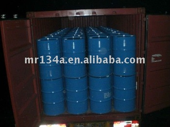 foaming and cleaning agent gas 141b refrigerant gas 250KG