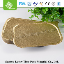 China easy to tear lid for disposable aluminum foil pan