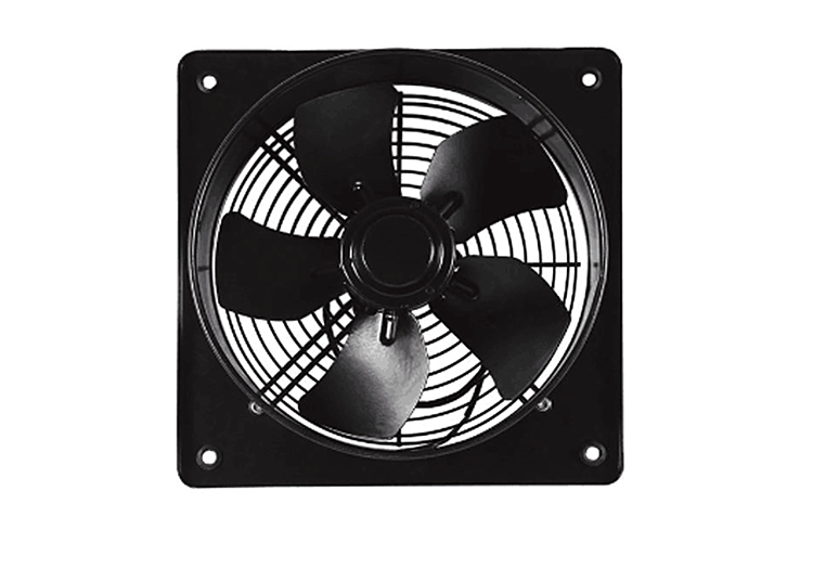 WEIMA easily installing 200mm axial fan with wind tunnel