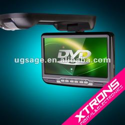 "CR903 9"" Flip Down DVD Players Bus DVD Player"