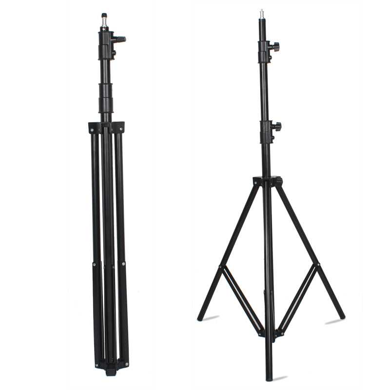 Studio photography equipment 2.8meter flexible light stand with <strong>1</strong>/4&quot; Screw for Video Portrait Studio Soft Box Product