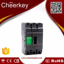 Residual current 160F 160A 3P high quality dc mccb circuit breaker 160a appliance leakage current interrupter