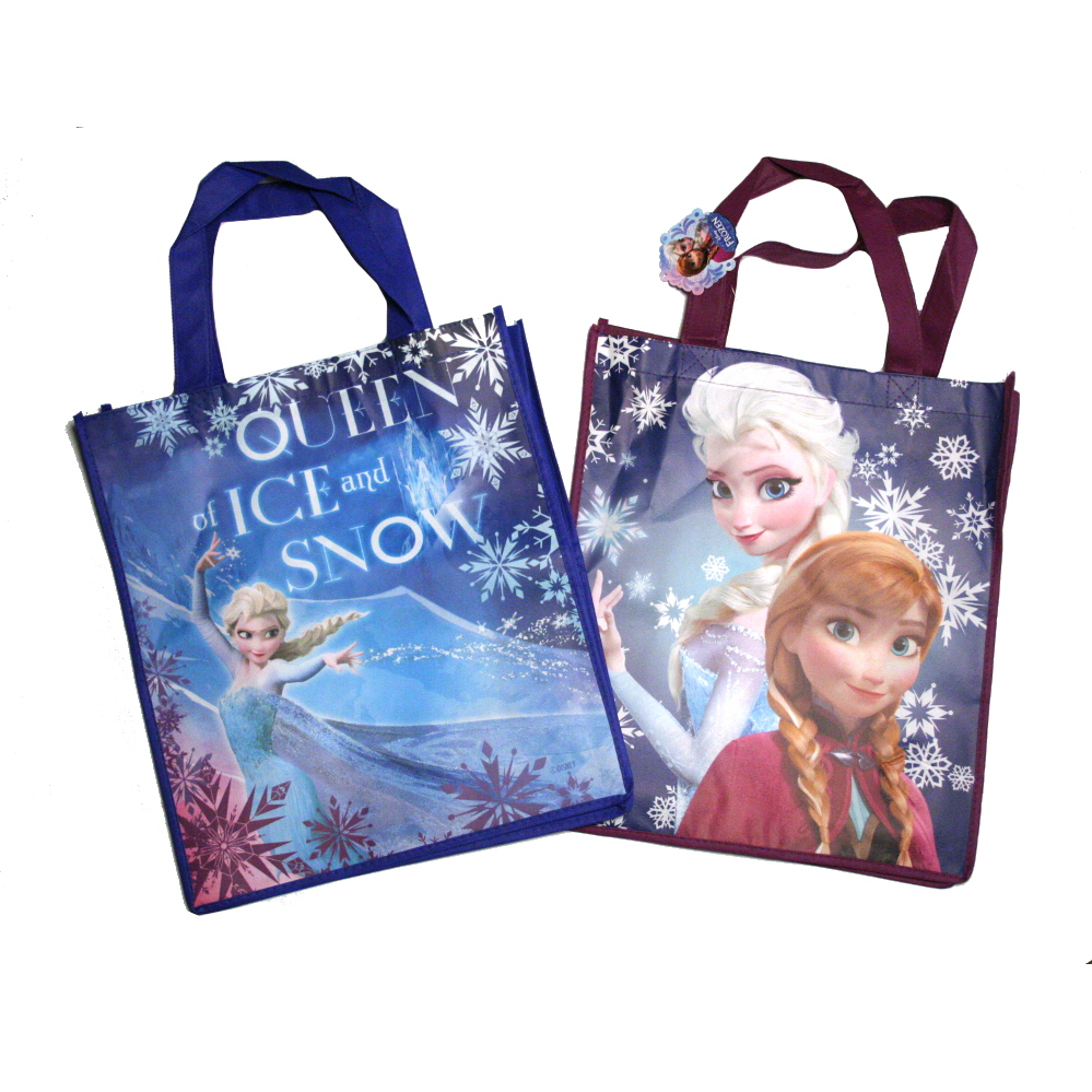 OEM Novelty Durable Nonwoven Compact Decorative Promotional Cheap Wholesale Reusable Shopping Bag