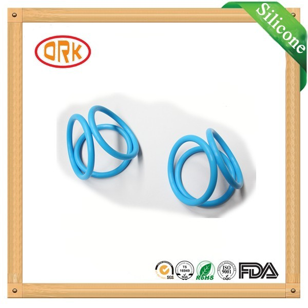 transparent silicone high tempareture resistant rubber o ring