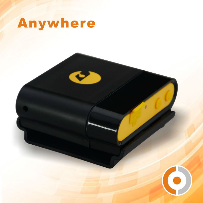 small waterproof gps tracker for person with own patent Waterproof Anywhere I, realtime tracking ----JEO Orignal Designer only