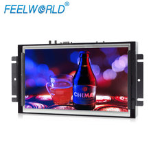 high brightness 500cd/m 10.1inch open frame lcd-monitor with led backlight