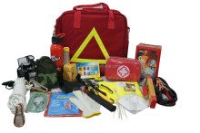 roadside car emergency kit 22pcs