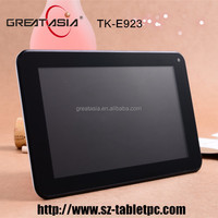 "Cheap Allwinner A23 9"" dual core tablet PC,512MBB/8GB"