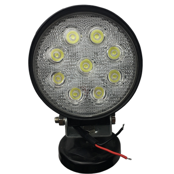 wholesale good price led work light 27W 4 inch for cars trucks working