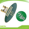 customized sport magnet golf hat clips with ball markers