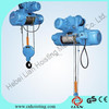 Foot Mounted Electric Wire Rope Hoist Used In crane for sale