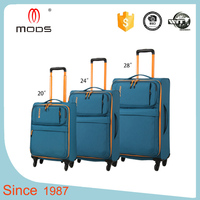 Waterproof Carry On Aluminum Trolley Luggage
