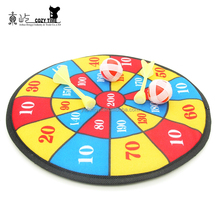 Hot selling new cheap colorful kids game outdoor dart board