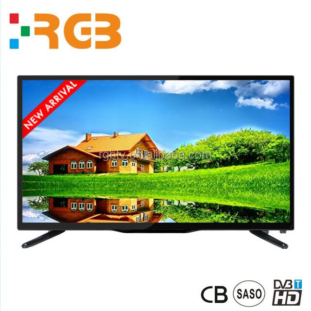 "32"" cheap LED TV with HD display support some certifacates 1366*768"