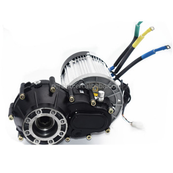 60v/72v 3000w dc brushless motor