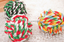 new style pet toy with hemp rope