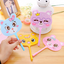 Creative animal cat shape ball pen for kids gift