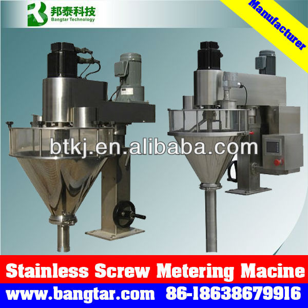 Hot Sale 86-13137723587 Screw Particles Auger Dosing And Filling Machine Equipment Price