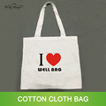 Customized 5 oz thin bleach white cotton canvas tote shopping bag alibaba trade assurance