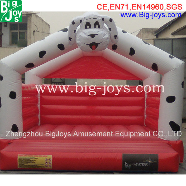 inflatable cartoon bouncer jumping, dog inflatable bouncer trampoline