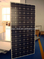 Clean energy competitive price 190W Mono solar panel
