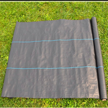 woven weed control ground cover cloth/mesh/mat