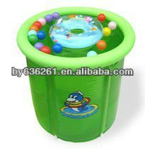 Kids Inflatable Swimming Pool/Baby Inflatable Bathtub