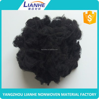 recycled psf polyester fibre for geotextile, nonwoven fabric, sewing threads