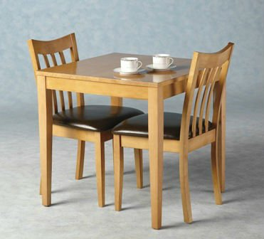 Solid Wood Dining Room Sets2 Seater Dining Table For Small Spaces