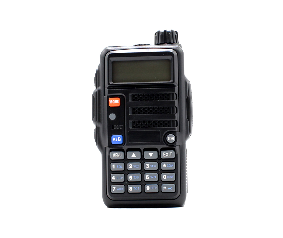 <strong>portable</strong> two way radio walkie talkie with 400-470 MHz UHF Transceiver