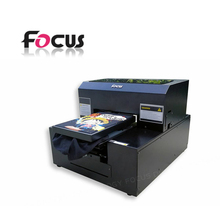 Focus A4 size Cheap direct to garment printer