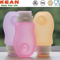 Non-toxic Leak-proof Silicone Peanut Butter Bottle