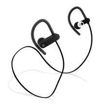 RU10 Cordless earhook stereo BT headsets handsfree bluetooth headphone lightweight body
